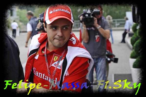 Art. 1 Blog de Felipe Massa : Réaliser le travail parfait pour réussir. Art. 2 Alonso : Felipe Massa est le meilleur équipier que j'ai eu.