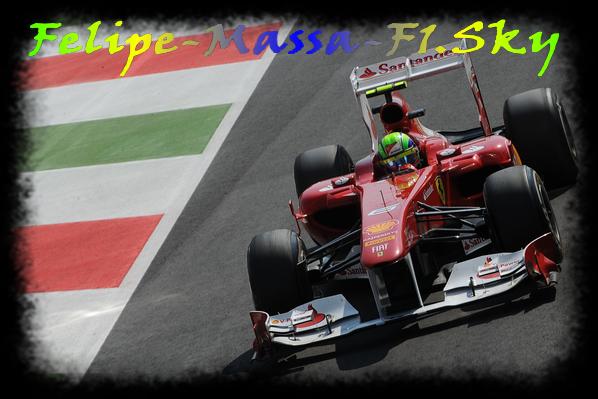 Vendredi - essais libres 1 du Gp de Monza - Italie