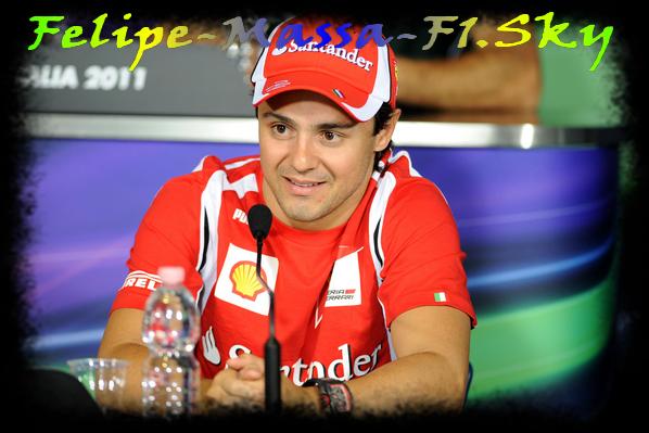 Art. 1 Felipe Massa envisageait le podium. Art. 2 Felipe Massa félicite déjà Vettel pour son titre.