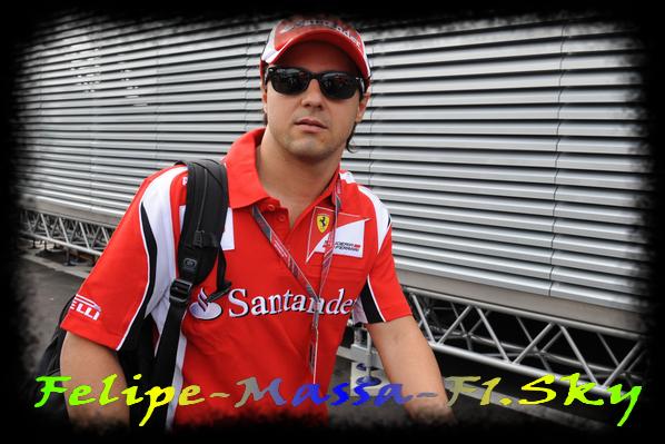 Blog de Felipe Massa: Il craint d'être encore victime de malchance.