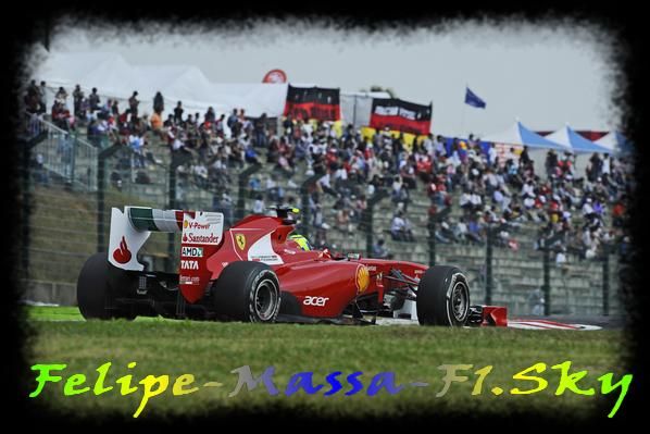Vendredi - essais libres 2 du Gp de Suzuka - Japon.