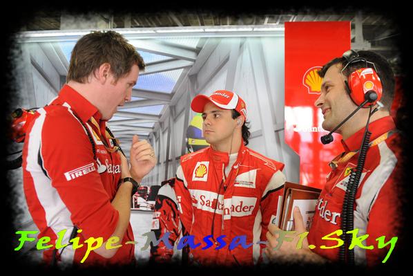 Clash Felipe Massa/Hamilton, ça continue