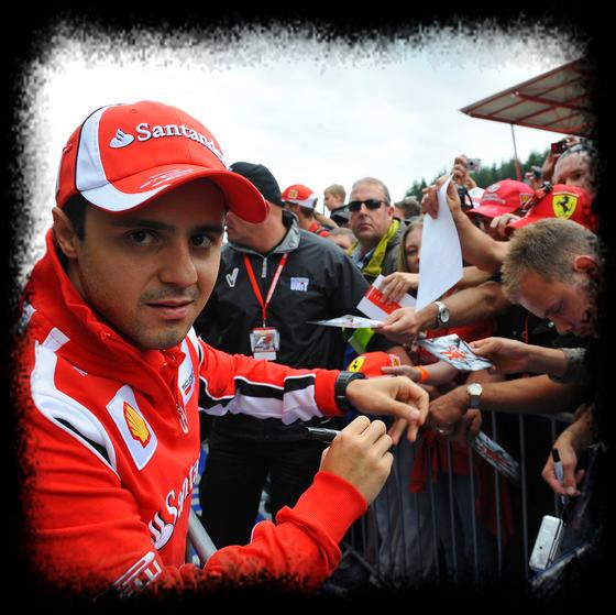 100 % Felipe Massa