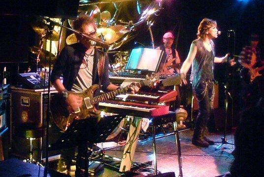 Les différents Concerts de NoB avec URUGOME de 2003 à 2010