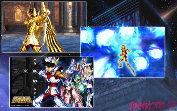 Le Beat'em'all Saint Seiya sur PS3 sort, l'occasion pour notre rockeur de rechanter son générique culte et éternel : PEGASUS FANTASY dans le live de Minuit