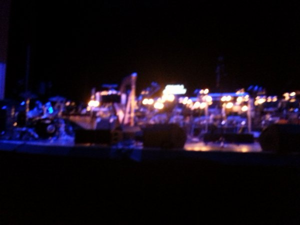 PEGASUS SYMPHONY- 18 Octobre 2014 au Grand Rex (PARIS 2ème)
