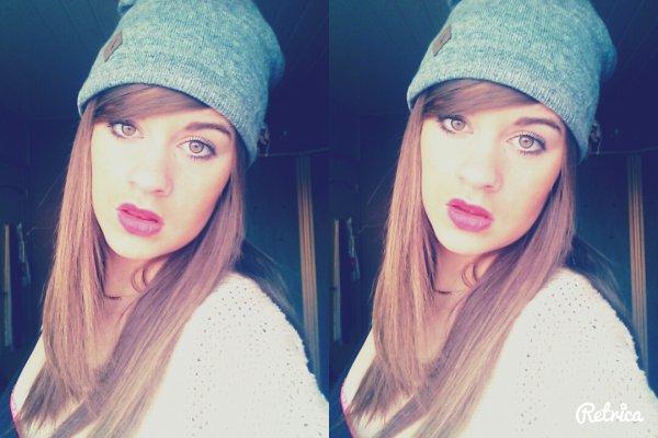 Je préfère être détestée pour ce que je suis plutôt qu'être aimée pour ce que je ne suis pas.