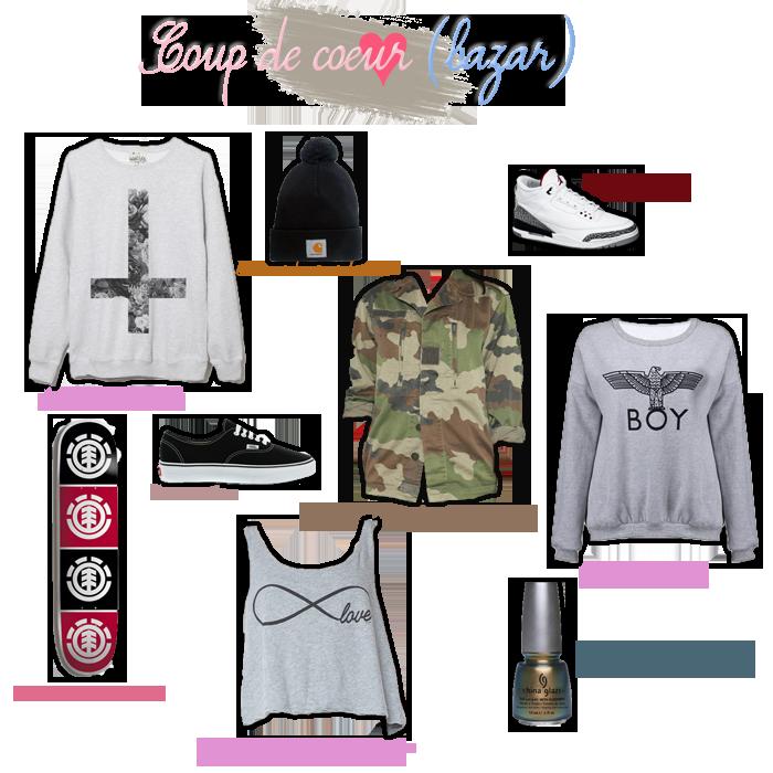 Coup de ♥ bazar
