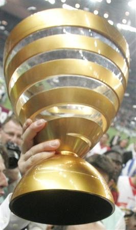 vainqueur de la coupe de la ligue