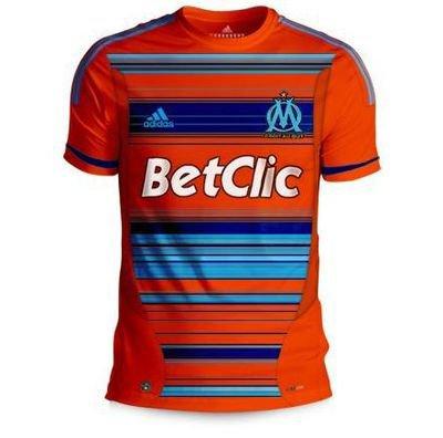 nouveau maillot pour la league des champions