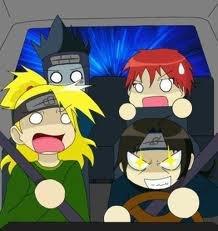 akasuki et leurs moment drôle