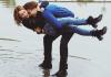 Ce baiser , c'était LE baiser. Vous savez celui des films, celui où tout ce qu'il y a autour de vous dispararait. LE baiser qui fait battre ton coeur si fort qu'il est impossible d'entendre autre chose ...