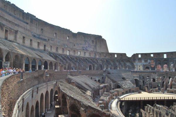 Roma ! Coloseum