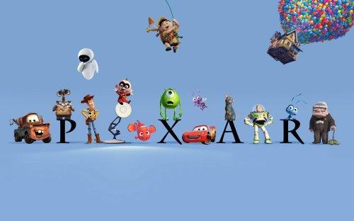 Les Walt Disney-Pixar