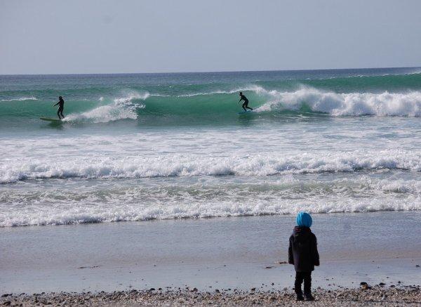 Un jour je serais surfeur :-)