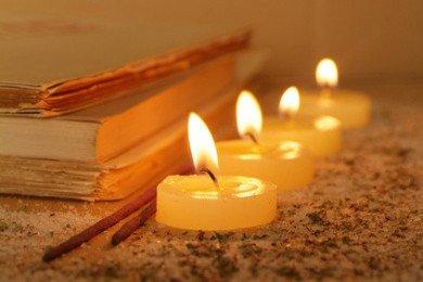 - La Lychnomancie ou divination par la Flamme, le Feu -