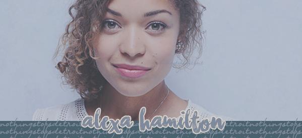Alexa Hamilton
