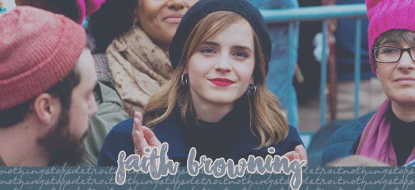Faith Browning