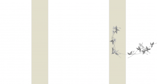 Habillage 9 : fleur