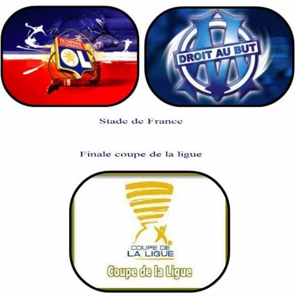 Finale coupe de la ligue