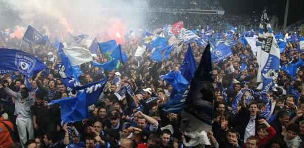 Bastia en ligue1