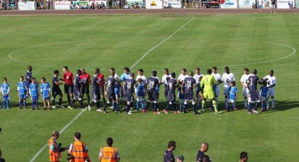 Programme des Girondins de Bordeaux
