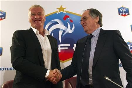 Didier Deschamps nouveau sélectionneur