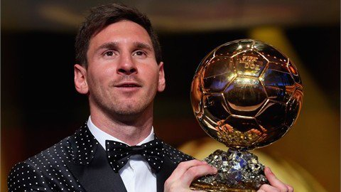 Ballon d'or 2012