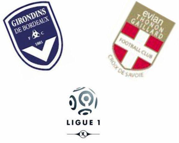 38ème journée championnat Ligue1