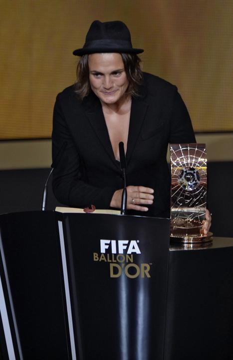 FIFA Ballon d'Or 2013 Fotball féminin
