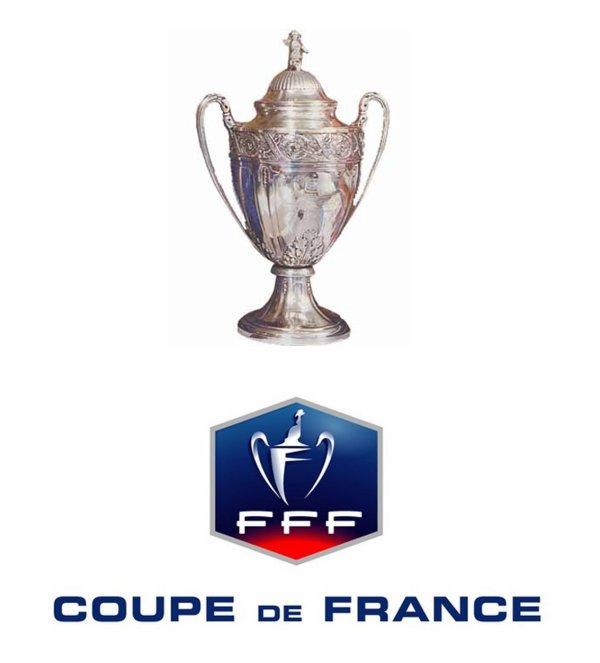 32es de finale de la Coupe de France 2013 - 2014
