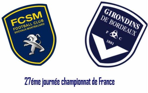 27éme journée championnat Ligue1