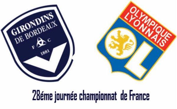 28éme journée championnat Ligue1