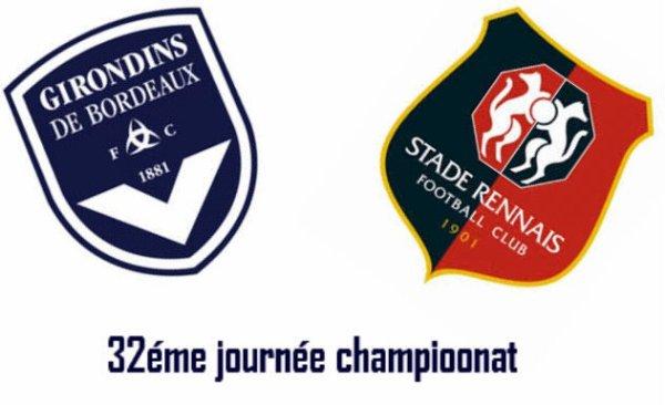 32éme journée championnat Ligue1