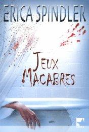 Livre : Jeux Macabres