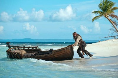 Film : Pirate des Caraïbes 4