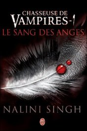 Livre : Chasseuse de vampire
