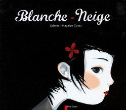 Livre : Blanche-Neige