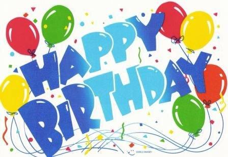 C'est bientot mon anniversaire ! :D