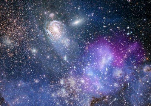Ma galaxie.. Et la sienne.. :') <3