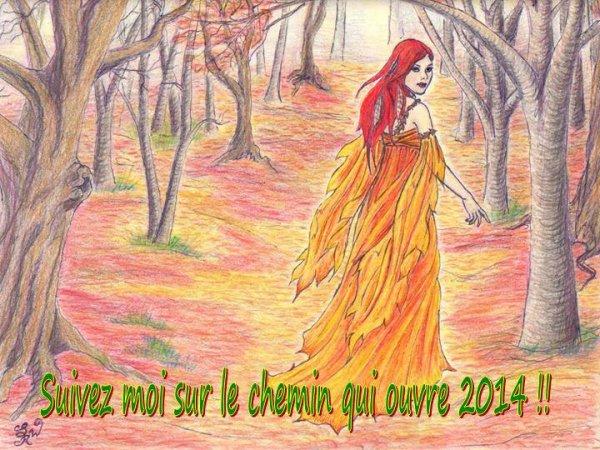 Bonne année 2014 !!!!! :D ^^