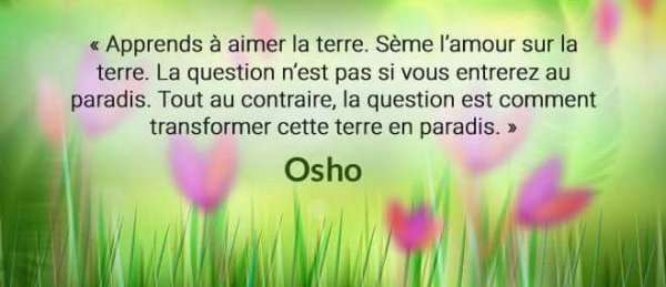 Osho ♥