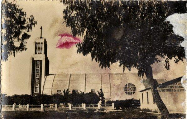 église st jacques à fédala (mohamédia)
