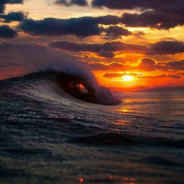 coucher  de  soleil   !!!