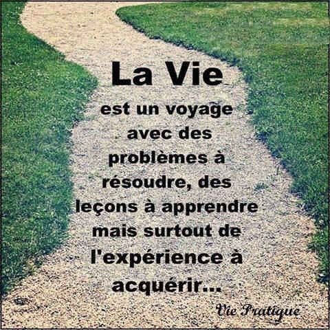 La  vie   !!!