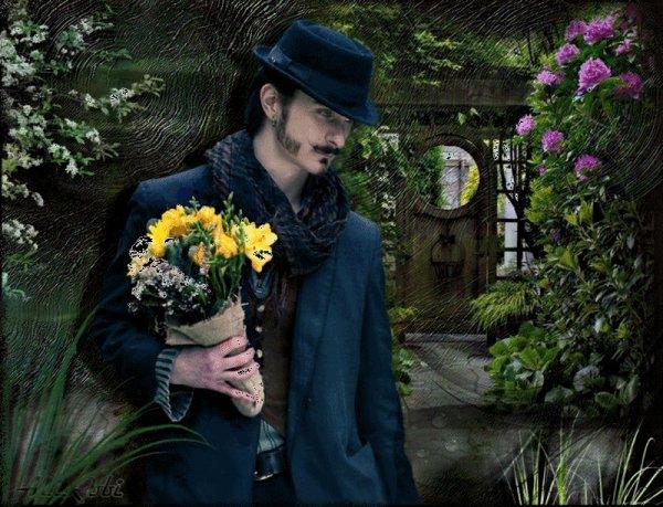 offrir  des  fleurs  fait  toujours  plaisir   !!!
