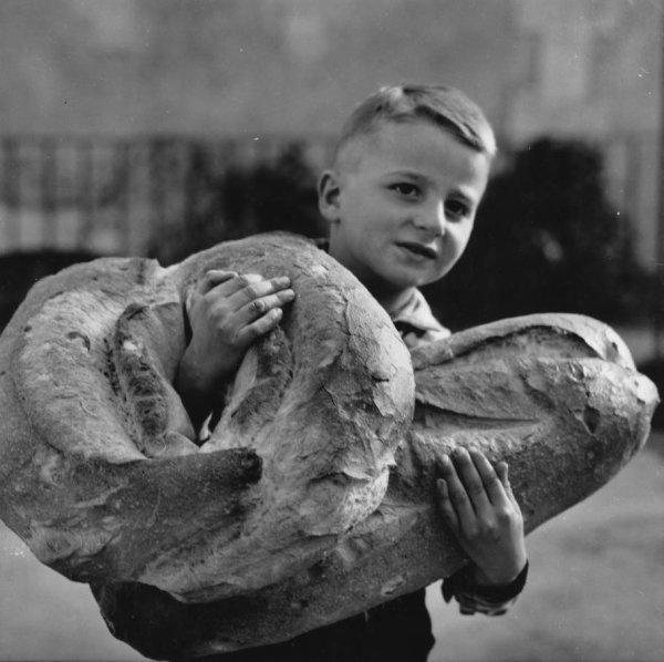 la corvée  du  pain  !!!