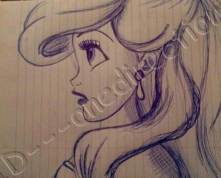 Voici un dessin fait par Zayn