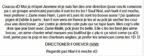 Pauvre Niallou :S