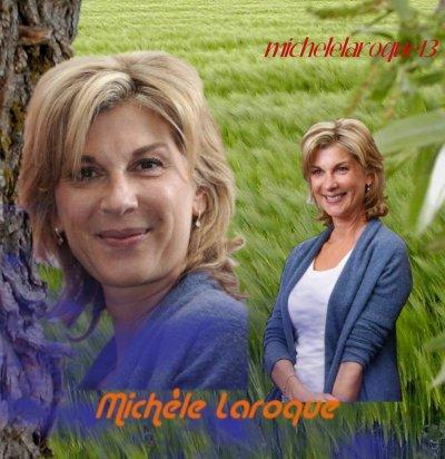 Michèle Laroque dans un téléfilm